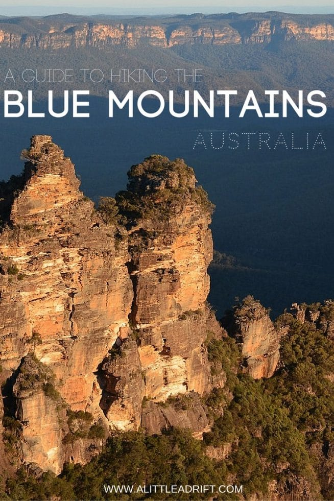 hiking blue mountains sydney