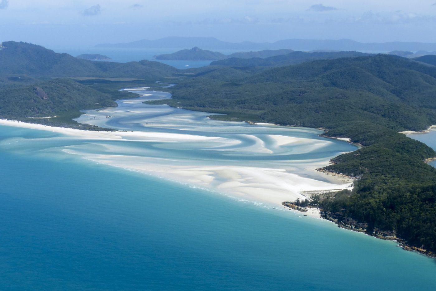 Visiting Australia's stunning Whitsunday islands