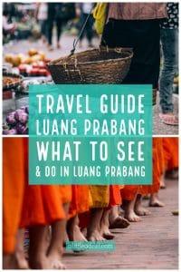 Travel Guide to Luang Prabang Laos