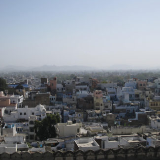Udaipur City, India