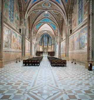 Assisis: Basilica Superiore