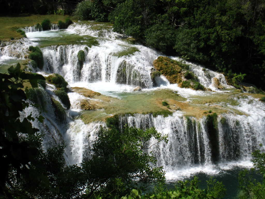 a93c6e03a92 Should You Visit The Waterfalls in Krka National Park? Yes.