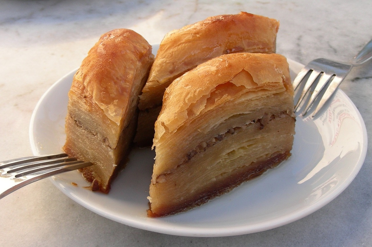 tasty recipe for baklava