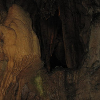 Pekel Jama Hell Caves in Slovenia