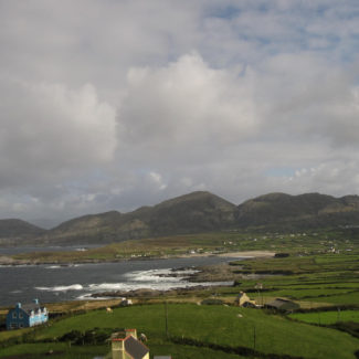 Beara Peninsula in Southern Ireland