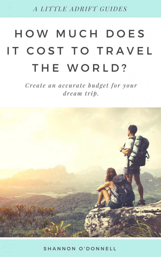 How Much Does It Cost to Travel the World?