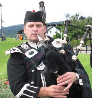 Spud the Piper 2009