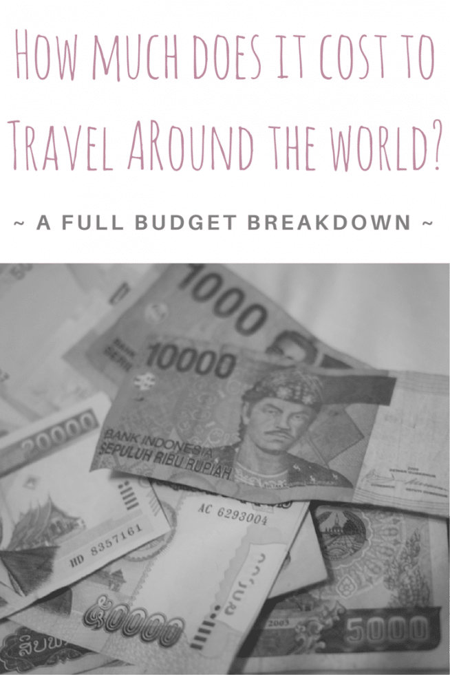 travel world year with less