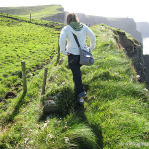 HIking Ireland's Cliffs of Moher