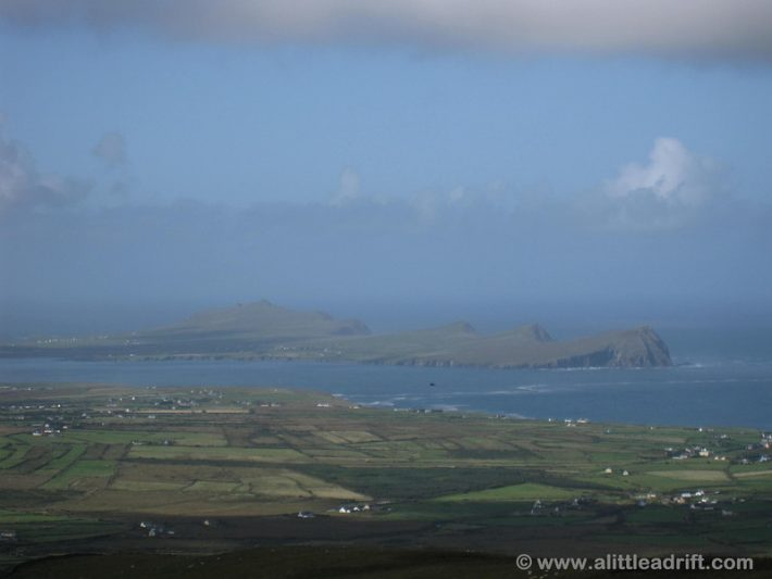 Slea Head Drive on the Dingle Peninsula
