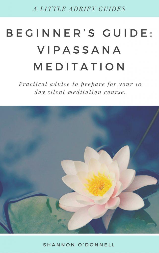 advice for taking a vipassana course