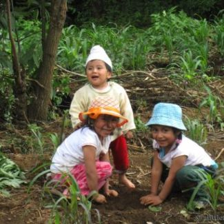 Children in Guatemala