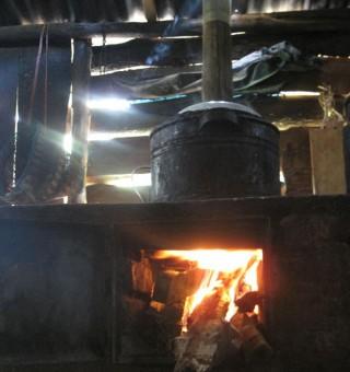 Estufas Project Xela Guatemala