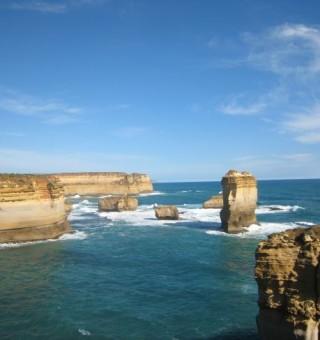 12 Apostles on Australia's Great Ocean Road