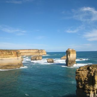 12 Apostles on Australia's Great Ocean Road