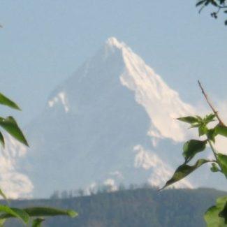Machapucchare in Pokhara, Nepal
