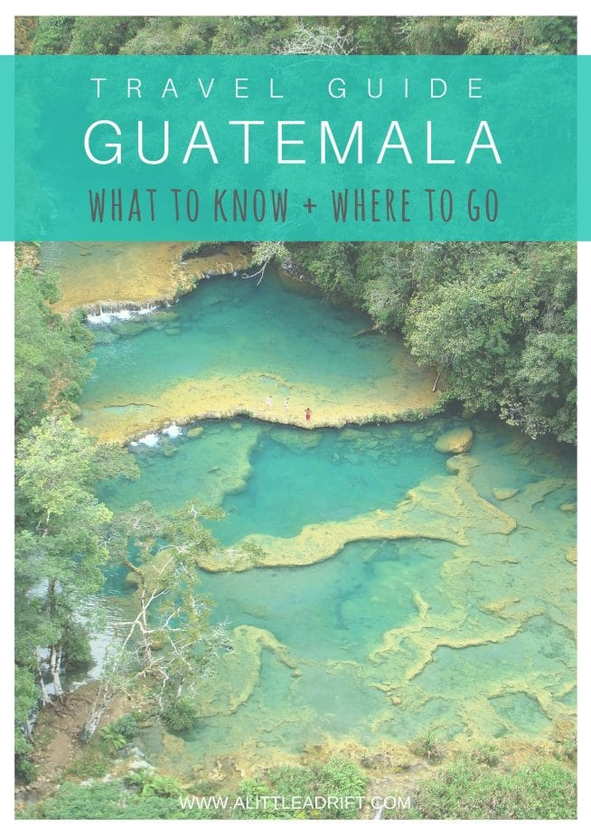Travel Guatemala — an essential backpacking guide with everything you should know before visiting #Guatemala. With specifics about travel logistics, planning volunteering, and the best sights on offer.   #TravelTips #TravelGuide #Wanderlust #BucketList #CentralAmerica