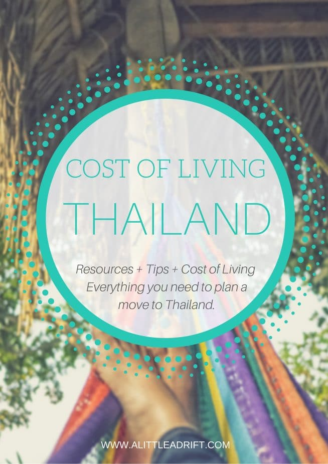 How Much Is A Smog Check >> Thailand Cost of Living ($650) - How Much to Live in ...