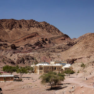 Review Feynan Eco-Lodge in Wadi Rum, Jordan