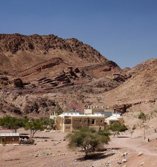 Review Feynan Eco-Lodge in Wadi Rum, Jordan