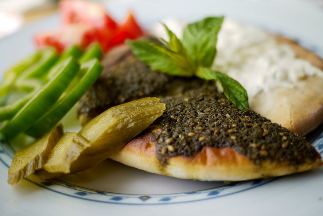 Spices and Flavors in Jordanian Cuisine