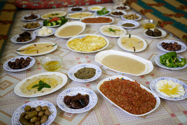 Vegetarian Food Guide To The Middle East