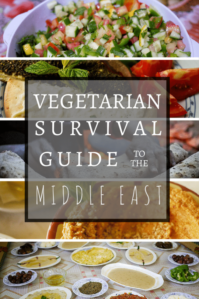 Ultimate Middle East Vegetarian Food Guide
