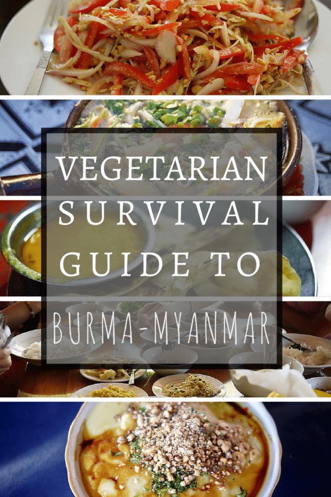 BURMA-Vegetarian-guide