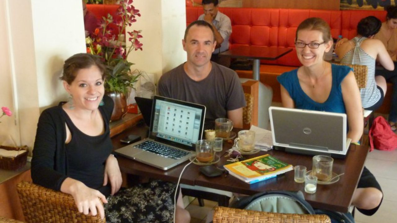 How to Find Work Overseas (And How I've Work Remotely for 13