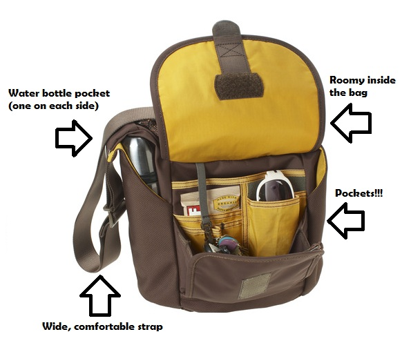 Overland Equipment Donner Bag review