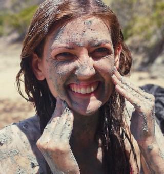 mud beach mexico