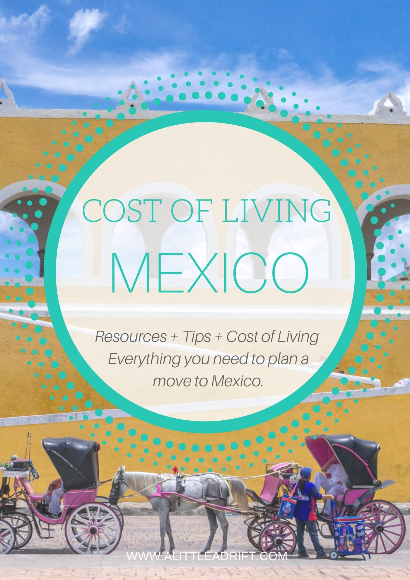 How Much Does It Cost To Live In Mexico S Most Popular Towns 2021