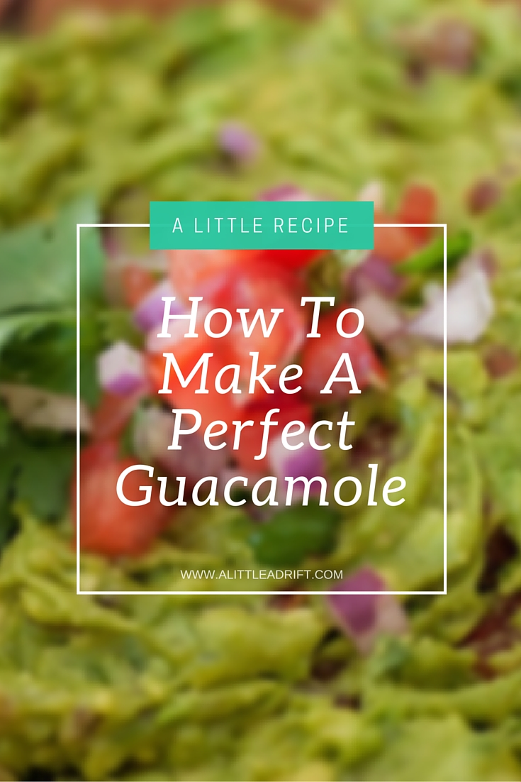 The Ultimate #Guacamole Recipe — How to Make the Perfect Guacamole. Discover two simple but delicious guacamole recipes inspired by my travels in #Mexico.