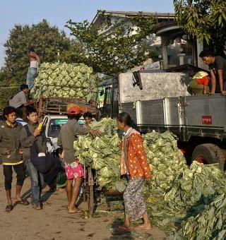 Hpa-an, Burma