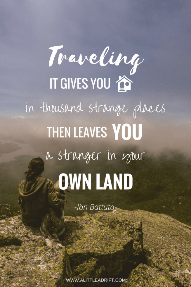 Unconventional Travel The World Quotes My Fav Travel Quotes 150