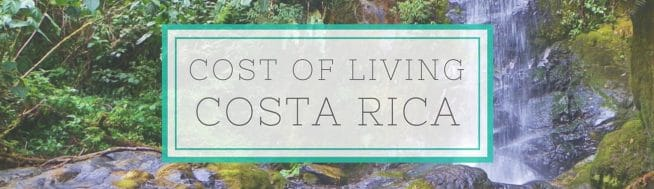 cost of living costa rica