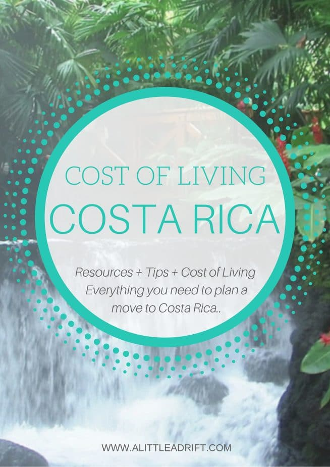 Living Costs in Costa Rica