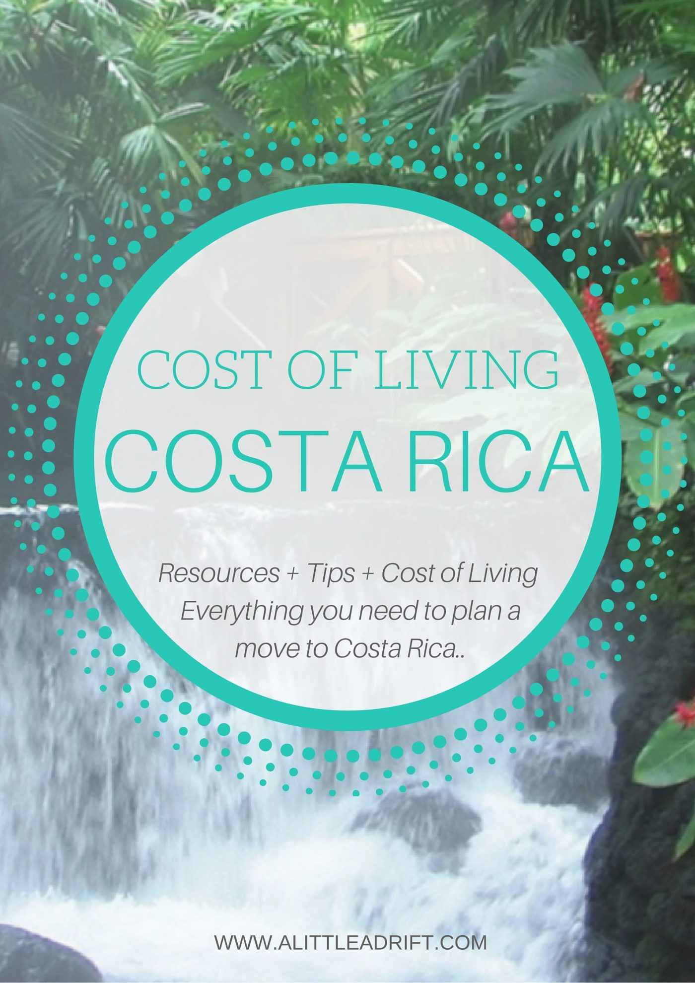 costa rica cost of living how much to live in costa rica in 2017