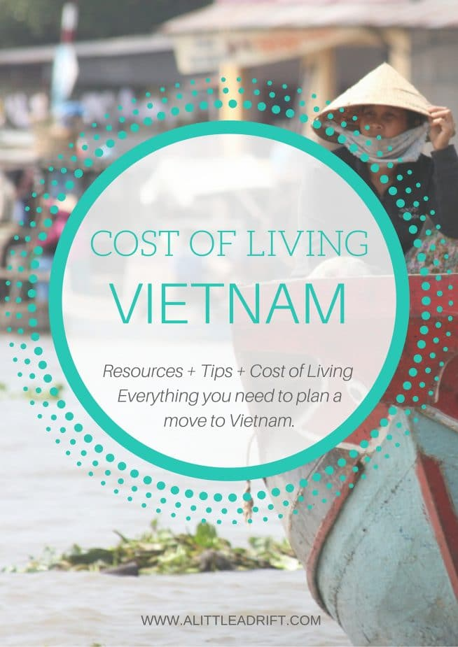 living costs in vietnam