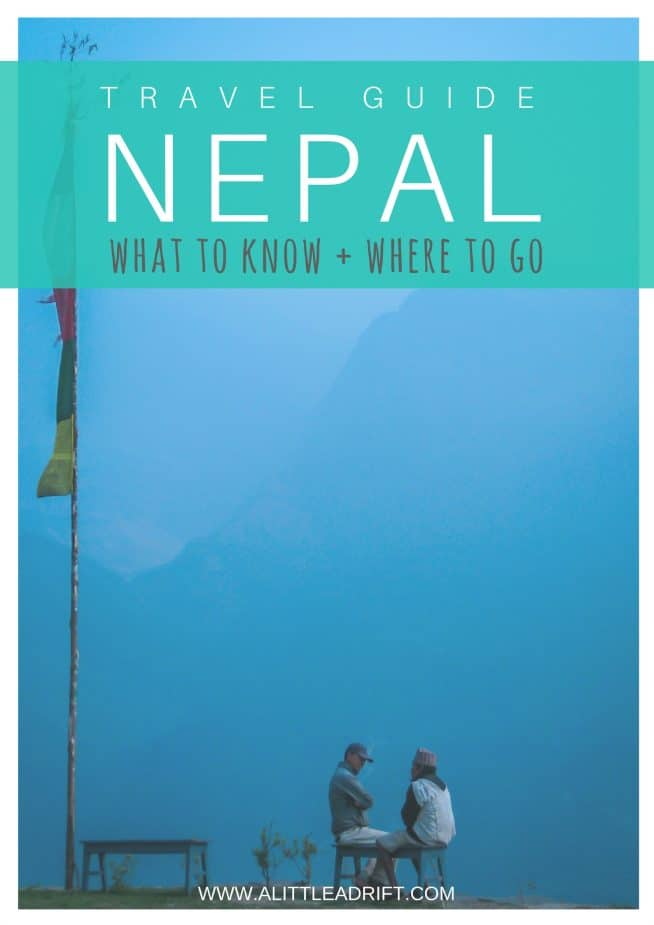 Nepal Travel Guide: Everything you need to know to plan a trip to #Nepal. Includes #traveltips, Nepal trip itineraries, and more.