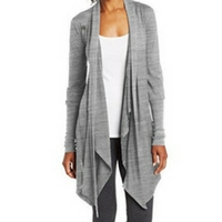 Great travel cardigan from Icebreakers
