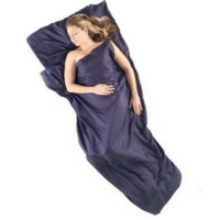 Silk sleep sheet