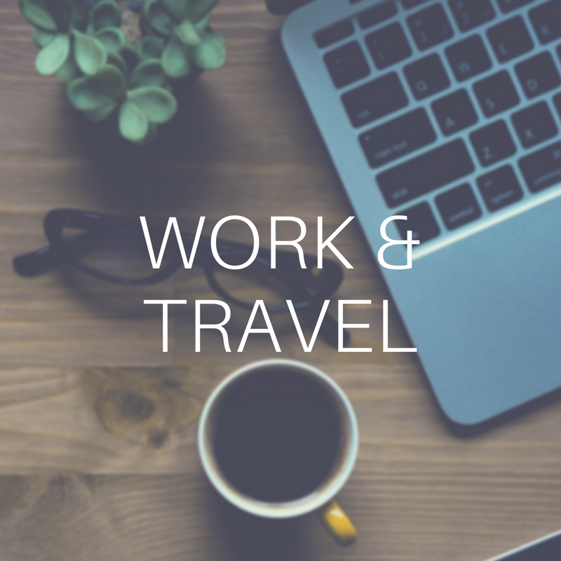 How to find freelance work and travel the world