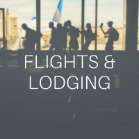 how to find flights and accommodation