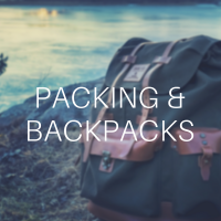 Packing advice and tips