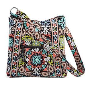 Very Bradley Cross-Body Travel bag