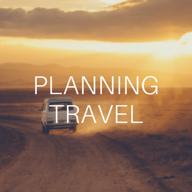 Resources and tips for planning short- and long-term trips around the world.