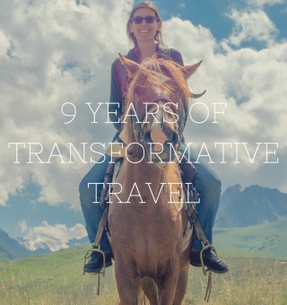 How travel transforms