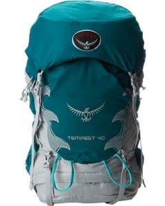 backpack for females hiking the Camino