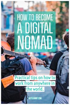 Practical tips on how to work from anywhere in the world